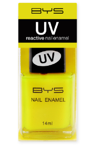 <b>BYS UV Nail Polish - Frightening Lightning</b>